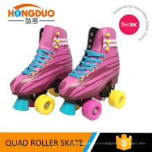 Много цвет соевого Луна коньков Quad роликовых коньках