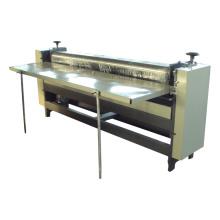 Corrugated paperboard carton gum mounting machine prices