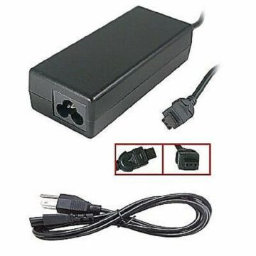 19V 2.64A 3pin laptop adaptador de corrente alternada para dell
