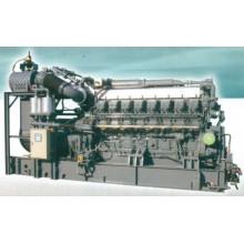 Mitsubishi Gas Generator Set Serie (315kw-1500kw)