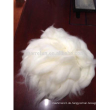 100% chinesische Schafe Wolle Open Tops 19.5mic 45mm zum Spinnen von Wollgarn