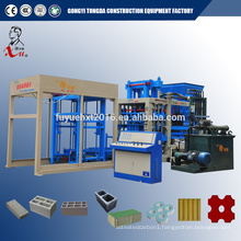 Lightweight concrete block price / brick making machine price