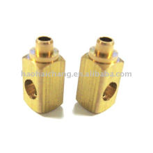 Special Brass Precision Lug Nuts And Bolts For Switch