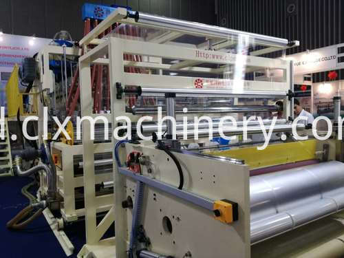 CL-7010070A LLDPE Film Making Machine