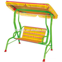 Cheap price indoor outdoor single swing chair for kids/chair swing