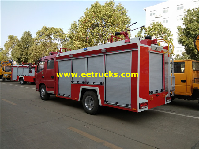 Fire Water Trucks