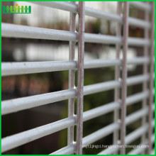 Welded Anti Cut 358 High Security Fence For Private Garden