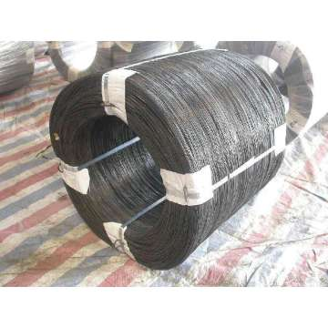 Black Building Iron Tie Wire