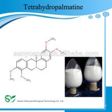 Fábrica de Fornecimento Pure 98% Tetrahydropalmatine em pó, Tetrahydropalmatine