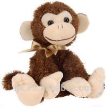 Kundengebundener Entwurfsgroßverkauf angefüllte Affe spielt