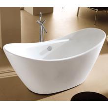 Cupc genehmigte freistehende Badewannen des Acrylheißen Verkaufs