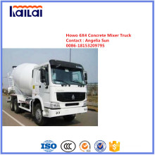 Sinotruk HOWO Concrete Mixing Truck