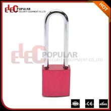 Elecpopular productos de venta caliente rectangular color antirrobo puerta de aluminio candado