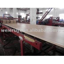 PVC/WPC Foamed Board/Sheet/Plate Machinery---Plastic Machine