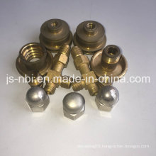 Customized Brass Combination of Machined Part