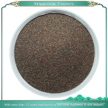 China Factory of 80# Abrasive Garnet Sand for Water Jet Cutting