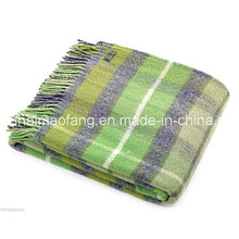 Pure Merino Fine Wool Travel Blanket (NMQ-TWT008)