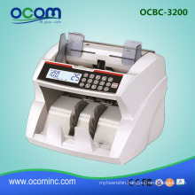 high quality currency cash banknote money bill counter machine
