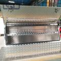 Aluminium-Riffelblech-Werkzeugkasten AL900