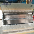 aluminum checker plate tool box AL900