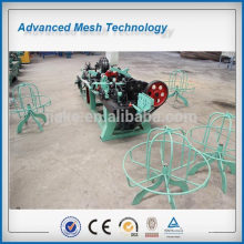 2015 New Products of Plant Protection Barbed Wire Fencing Making Machines Anping Factory