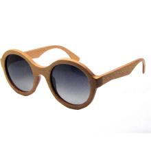 Gafas de sol de moda de madera (sz5690-2)