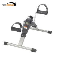Multi-fonction Electronic Exercise Bike Folding Exercise Peddler
