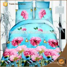Israel 100% polyester 3d printed bedding set duvet cover set