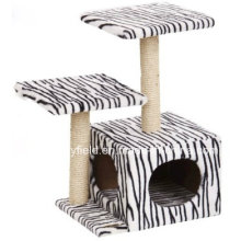 Cat Scratcher Bed Home Tree Cat Toy