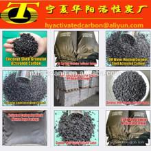Carvão activado granular de carvão para tratamento de água
