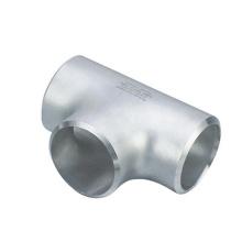 T Igual sem emenda do aço inoxidável SS304 do Bw