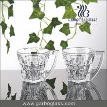 Nouvelle tasse en verre Espresso Café Design