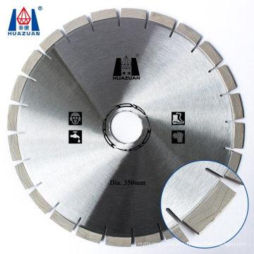 Diamond Circular D350mm Saw Cutting Blade Diamond Cutting Disc for Granite Stone