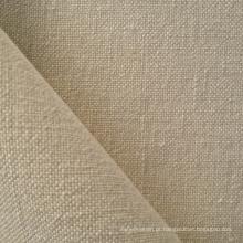 Tecido de venda quente de cânhamo / lã em estilo simples (QF13-0147)