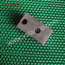 Pièces de rotation et de fraisage de commande numérique par ordinateur pour l'acier inoxydable Vst-0937 de pièces de voiture de précision