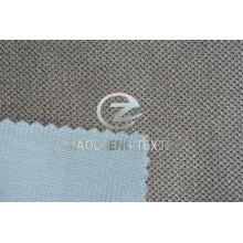 Cordory Jacquard colado com tecido de malha para sofá