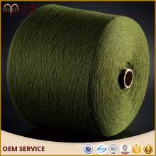 Cachemire mou chaud 100% mongol de cachemire tricotant le fil de cachemire pour l'écharpe