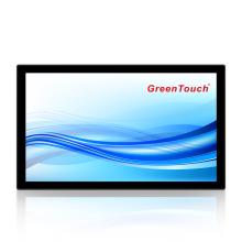 Dispositivos de monitor de pantalla de quiosco de monitor táctil de 23,6 pulgadas