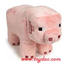 Plush Cartoon Pig Toy