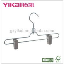 Gilet de vêtements en aluminium de haute qualité pour pantalons avec clips