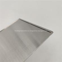 Placa ultraplana de aluminio usada con almohadilla serie 5000