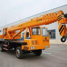 12 Ton Home Made Mobile Truck Crane