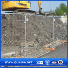 Portable Construction Removeable Temporary Fencing
