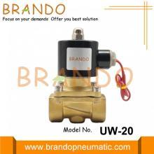 3/4 '' UW-20 NBR Membranbetriebene Magnetwasserventile
