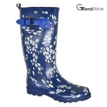 Women′s Rainboot with Adjustable Strap