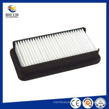 Alta calidad de piezas de automóviles motor activo de filtro de aire de carbono