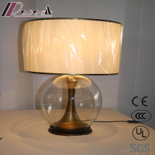 New Design Electro-Plate Metal Bedside Hotel LED Lighting