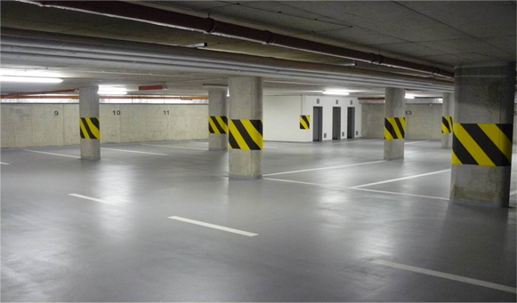 Epoxy Coating Material for Parking Lot