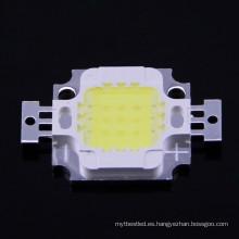 10w chip LED blanco 9-12v 800-900lm cree led chip