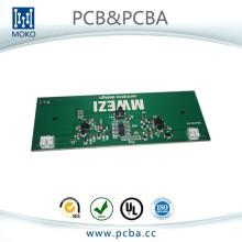 Asamblea de la placa de circuito solar de alta calidad con la batería cargada